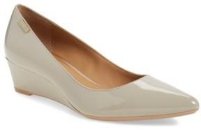 Women's Calvin Klein 'Germina' Pointy Toe Wedge