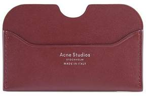Acne Studios Compact card holder