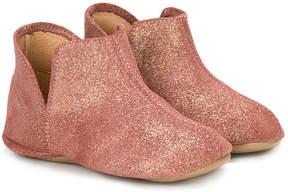 Pépé glitter ankle boots