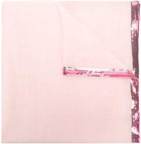 Faliero Sarti sequin embellished scarf