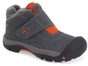 Keen 'Kootenay' Waterproof Boot (Walker, Toddler, Little Kid & Big Kid)