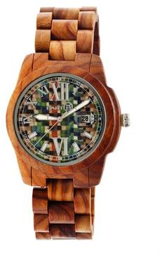 Earth Heartwood Collection EW1507 Unisex Watch