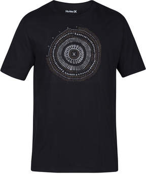Hurley Men's Kaleidoscope Premium Logo-Print T-Shirt