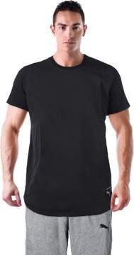 Puma Evo Evolution Men's Long Tee T-Shirt Contemporary Athleisure