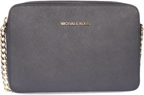 Michael Kors Jet Set Crossbody Bag - BLACK - STYLE