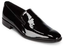 Saks Fifth Avenue Formal Patent Leather Loafers