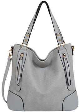 Mellow World Gray Deborah Hobo Bag