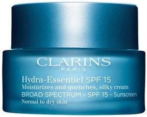 Clarins Hydra-Essentiel Silky Cream SPF 15 - Normal to Dry Skin, 30 mL