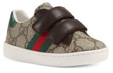 Gucci Baby's & Toddler's GG Supreme Sneakers