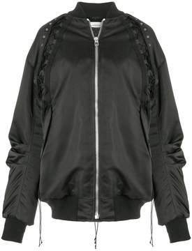 Faith Connexion oversized bomber jacket