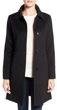 Fleurette Petite Women's Fit & Flare Wool Coat