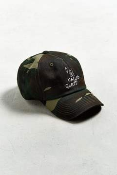 Urban Outfitters A Tribe Called Quest Thank You Camo Dad Hat