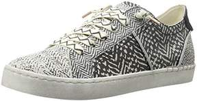 Dolce Vita Womens Z-Punk NuBuck Low Top Lace Up Fashion Sneakers