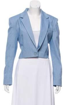 Barbara Bui Structured Denim Jacket