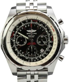 Breitling Bentley Motors T A25363 A2536313/Q502 Automatic Chronograph 48mm Watch