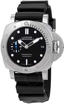 Panerai Luminor Submersible 1950 Automatic Black Dial Men's Watch