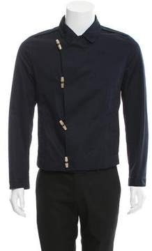 Salvatore Ferragamo Lightweight Toggle Jacket