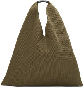 MM6 MAISON MARGIELA Brown Triangle Tote