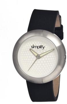 Simplify The 1200 Collection 1201 Unisex Watch