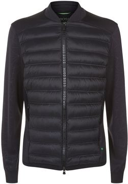 BOSS GREEN Quilted Jacket