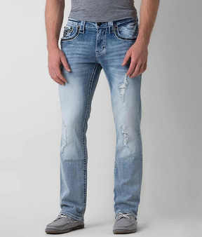 Rock Revival Florian Straight Stretch Jean