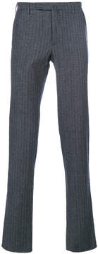 Incotex plain tailored pants