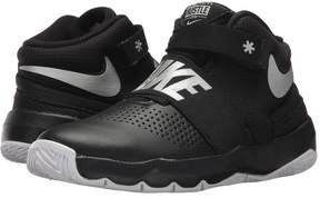 Nike Team Hustle D8 FlyEase Kids Shoes