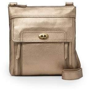 Fossil Stanton Traveler Bag in Metallic, ZB5524839