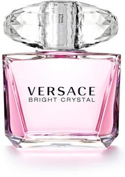 Versace Bright Crystal Eau de Toilette Spray, 6.7 oz