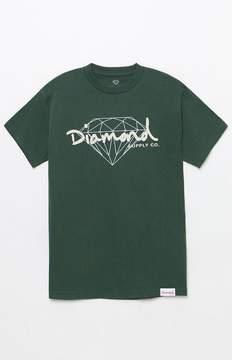 Diamond Supply Co. Brilliant Script T-Shirt