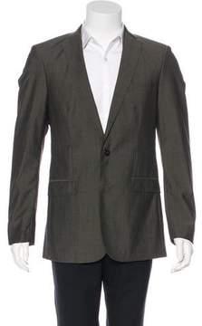 J. Lindeberg Wool Two-Button Blazer