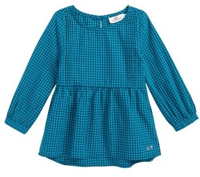 Vineyard Vines Toddler Girl's Gingham Top