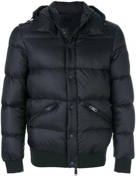 Armani Jeans padded hood coat