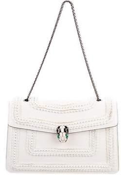 Bvlgari Serpenti Forever Flap Crossbody Bag