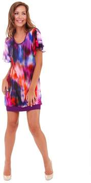 Cosabella | Tatiana Chemise Dress | S | Multicolor print