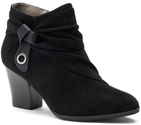 Andrew Geller Ginne Women's High Heel Ankle Boots