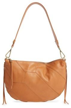 Hobo Cisco Calfskin Leather Bag - Brown