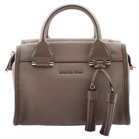 Michael Kors Geneva Large Leather Satchel - Cinder - 30F6STXS1L-513 - CINDER - STYLE