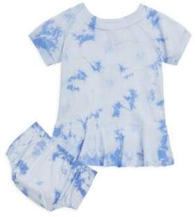 Splendid Baby Girl's Tie-Dye Dress Set