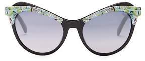 Emilio Pucci Women's Cat Eye Sunglasses