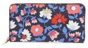 Kate Spade Cameron Street - Daisy Lacey Zip Around Wallet - PINK - STYLE