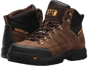 Caterpillar Threshold Waterproof Steel Toe Men's Work Boots
