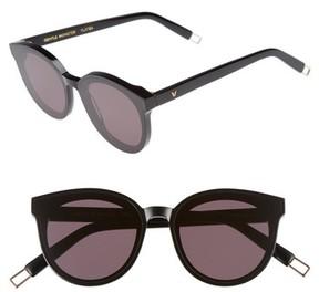 Gentle Monster Women's Black Peter 61Mm Rounded Sunglasses - Black