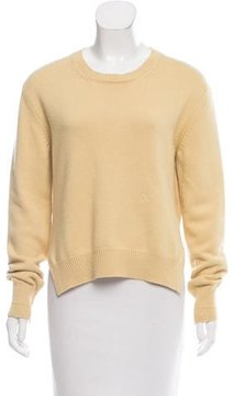Celine Cashmere High-Low Sweater w/ Tags