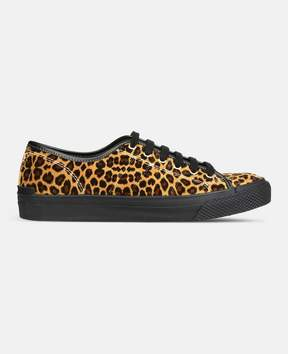Stella McCartney leopard vulca sneakers