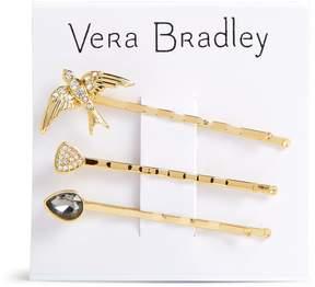 Vera Bradley Sparkling Bird Hair Pins
