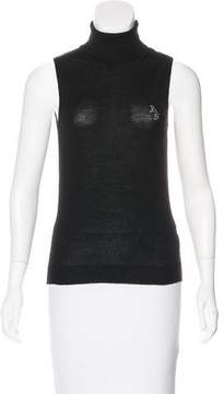 Blugirl Sleeveless Virgin Wool Top