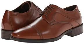 Johnston & Murphy Larsey Cap Toe Men's Lace Up Cap Toe Shoes