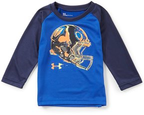 Under Armour Baby Boys 12-24 Months Head In The Game Raglan-Sleeve Tee