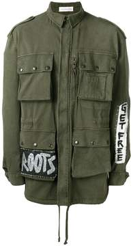 Faith Connexion military jacket